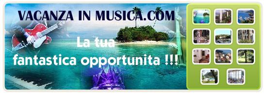 vacanza in musica