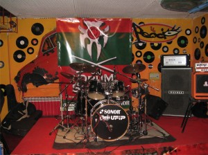 jam session GM Drum School @ Peocio