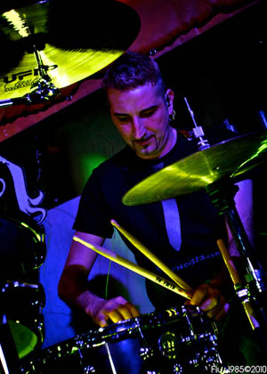 carlo-on-drums