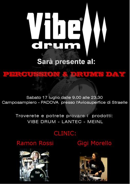 clinic-padova-gigi-morello-ramon-rossi-per-vibe-drum